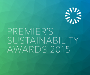Premier's Sustainability Awards 2015