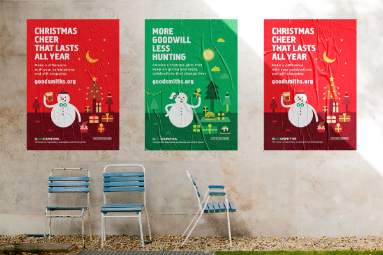 Goodsmiths Street Posters