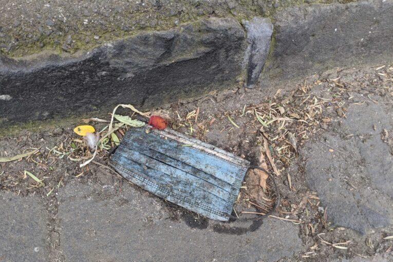 plastic waste COVID-19