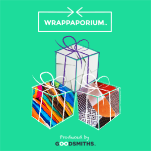 Wrappaporium social media tile